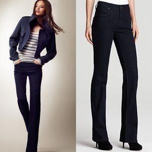 BURBERRY BRIT Chelsea Bootcut Jeans Dark Indigo 30
